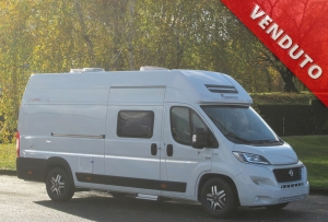 "DREAMER Select CAMPER VAN XL ""by Rapido"""