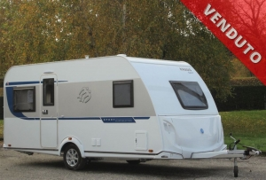 KNAUS SPORT 450 FU Silver Selection
