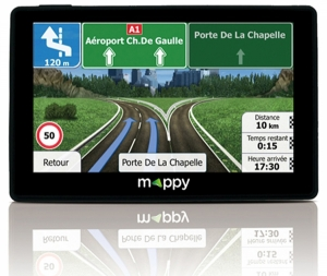MAPPY ultiX585 Camp - GPS Camper EUROPA
